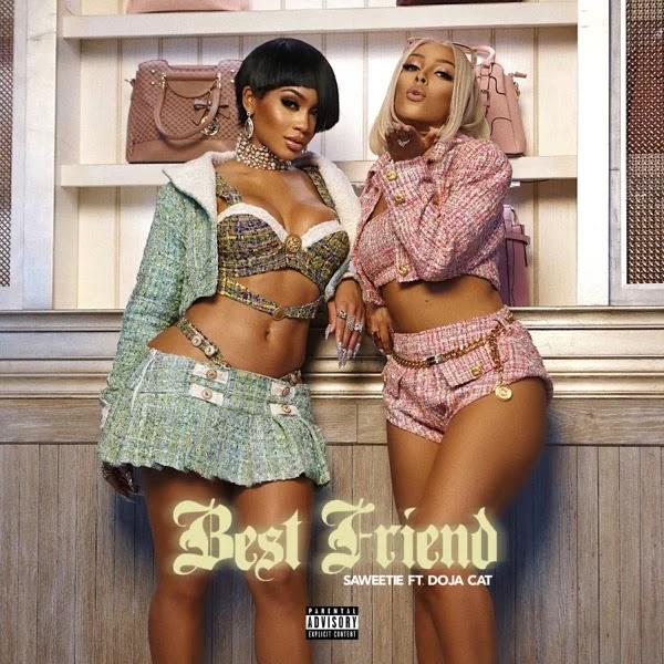 Best Friend Song Lyrics - Saweetie ft Doja Cat