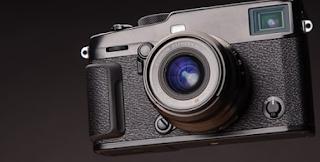 Fungsi yang berbeda dari kamera DSLR (fujifilm x pro3)