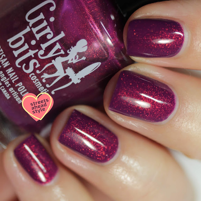 Girly Bits Original Gangsta swatch by Streets Ahead Style