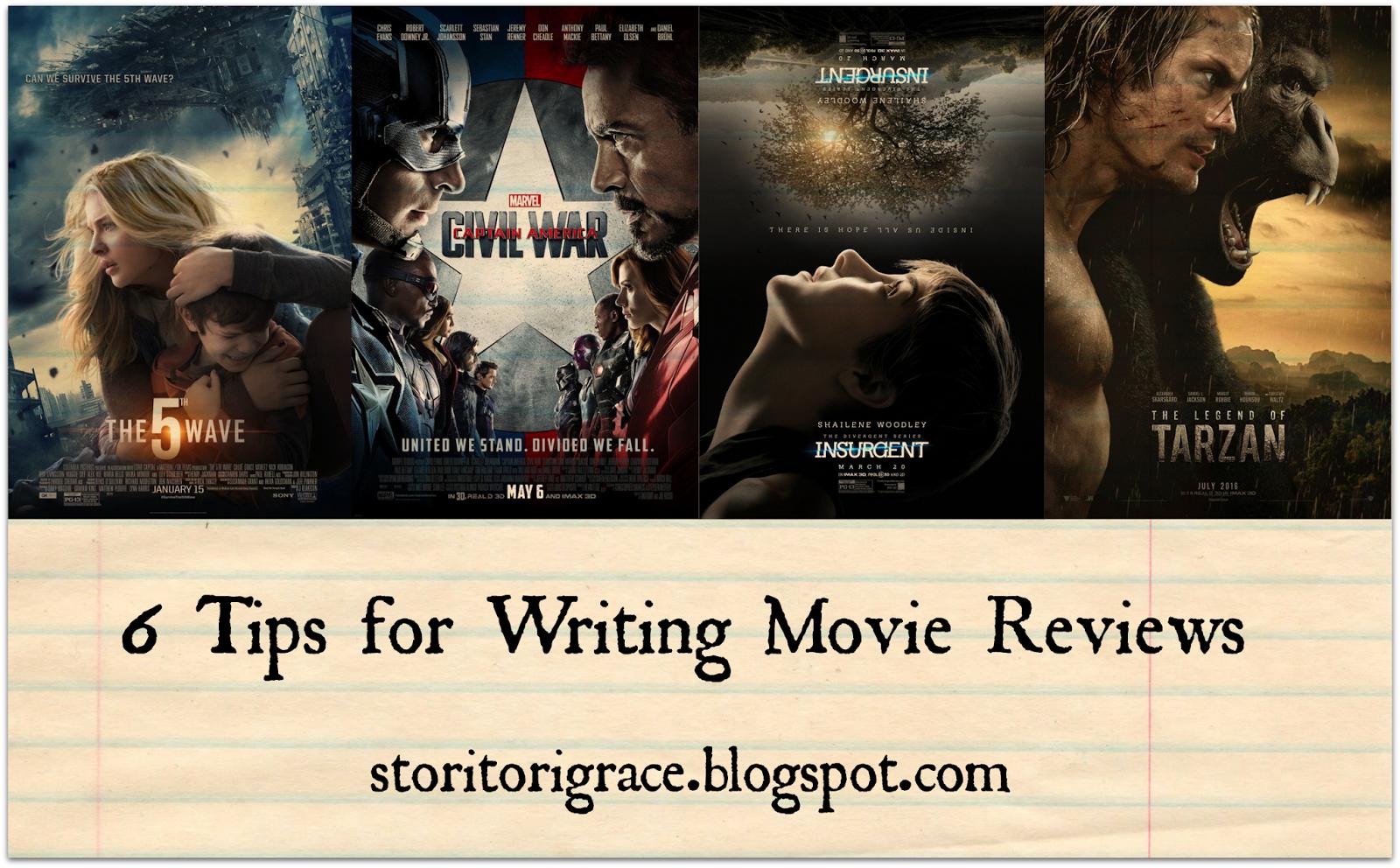 how to write a christian movie script