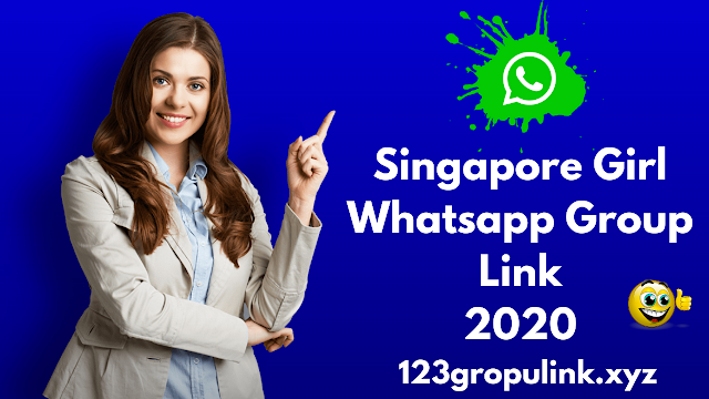 Join 400+ singapore girl whatsapp group link