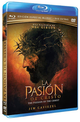The Passion Of The Christ 2004 BDRip HD 1080p Dual Latino