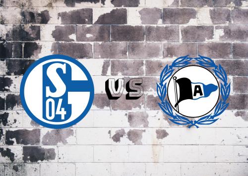 Schalke 04 vs Arminia Bielefeld  Resumen