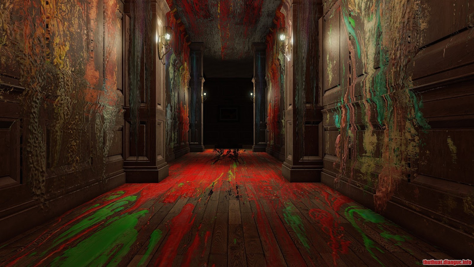 Download Game Layers of Fear – Inheritance Full Crack