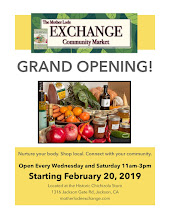 Mother Lode Exchange Community Market Grand Opening - Wed Feb 20
