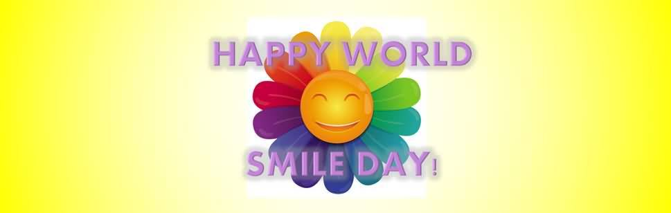 World Smile Day Wishes Sweet Images
