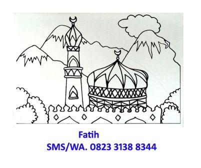 kanvas masjid