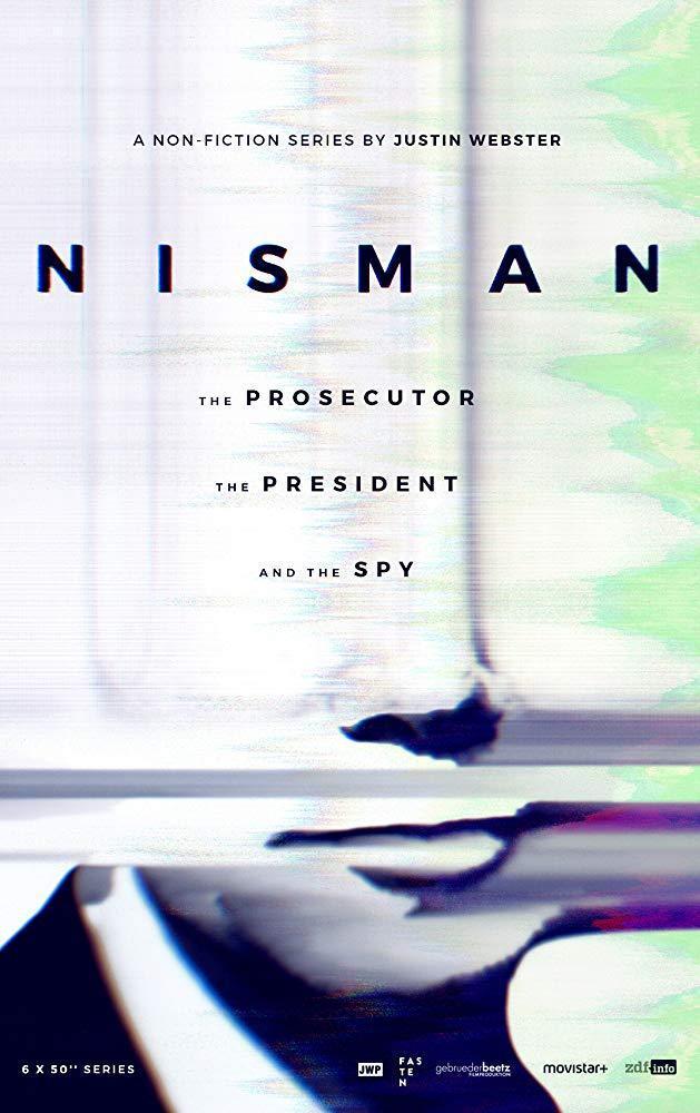 Nisman: El fiscal, la presidenta y el espía Latino 720p