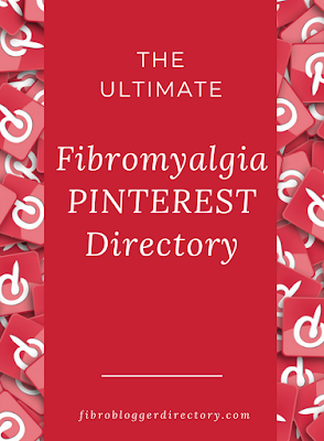 The Ultimate Fibromyalgia Pinterest Directory 2018