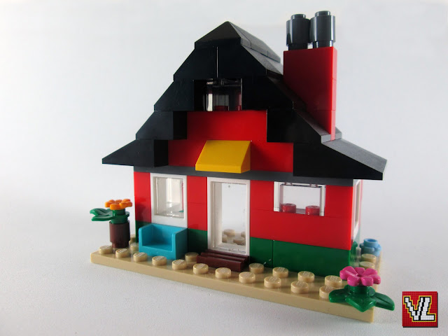 Set LEGO Classic 11008 Bricks and Houses