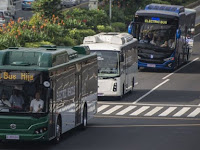 Transportasi DKI Jadi Terbaik di Dunia, Anies: We Are On The Right Track, InsyaAllah!