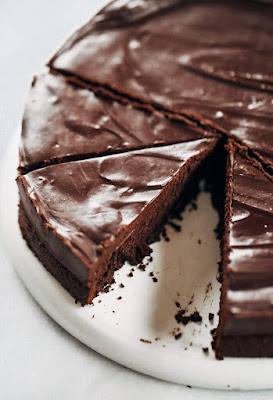 ★★★★★ | Flourless Chocolate Cake Recipe