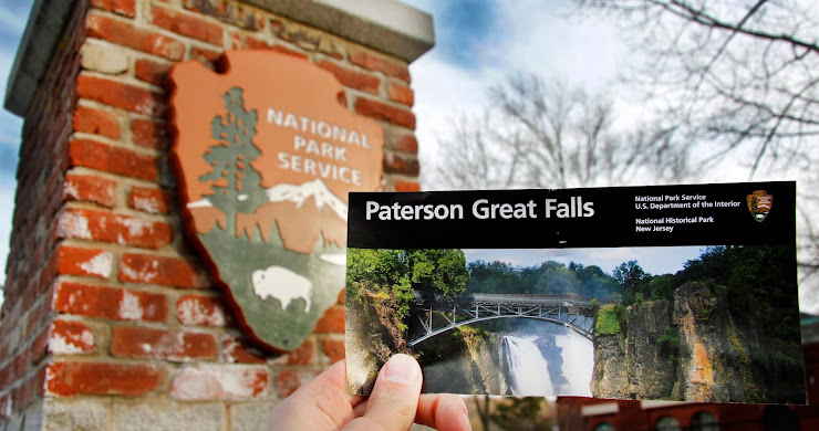 Tapping into New Jersey's industrial past at Paterson Great Falls National Historic Park