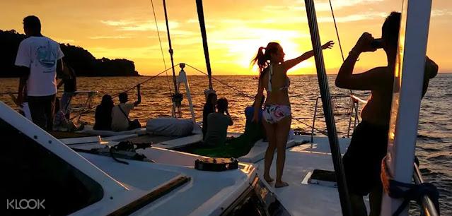 Sunset View Spot Best Pulau Langkawi Island