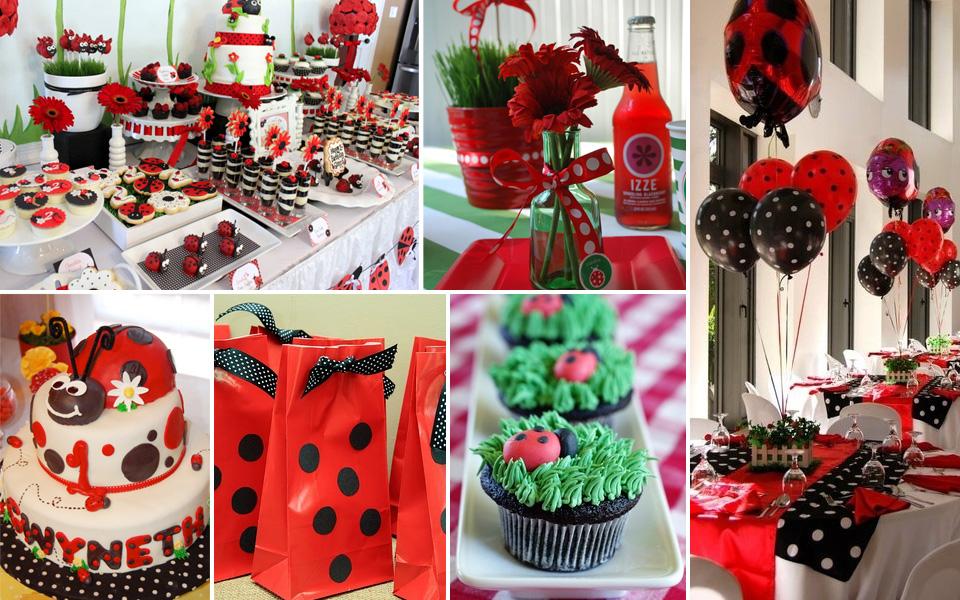 Baby Shower Food Ideas: Baby Shower Ideas Ladybug Theme
