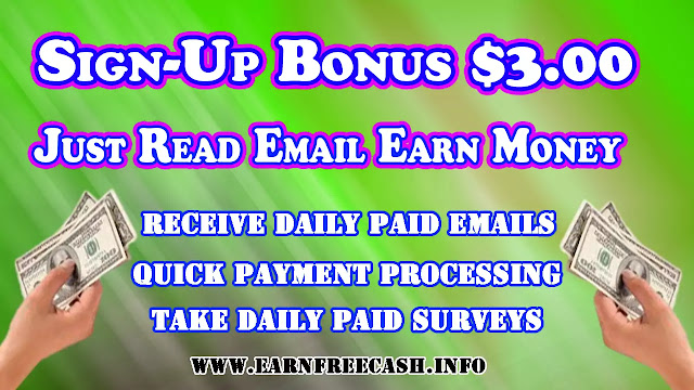 Get Paid To Receive Emails