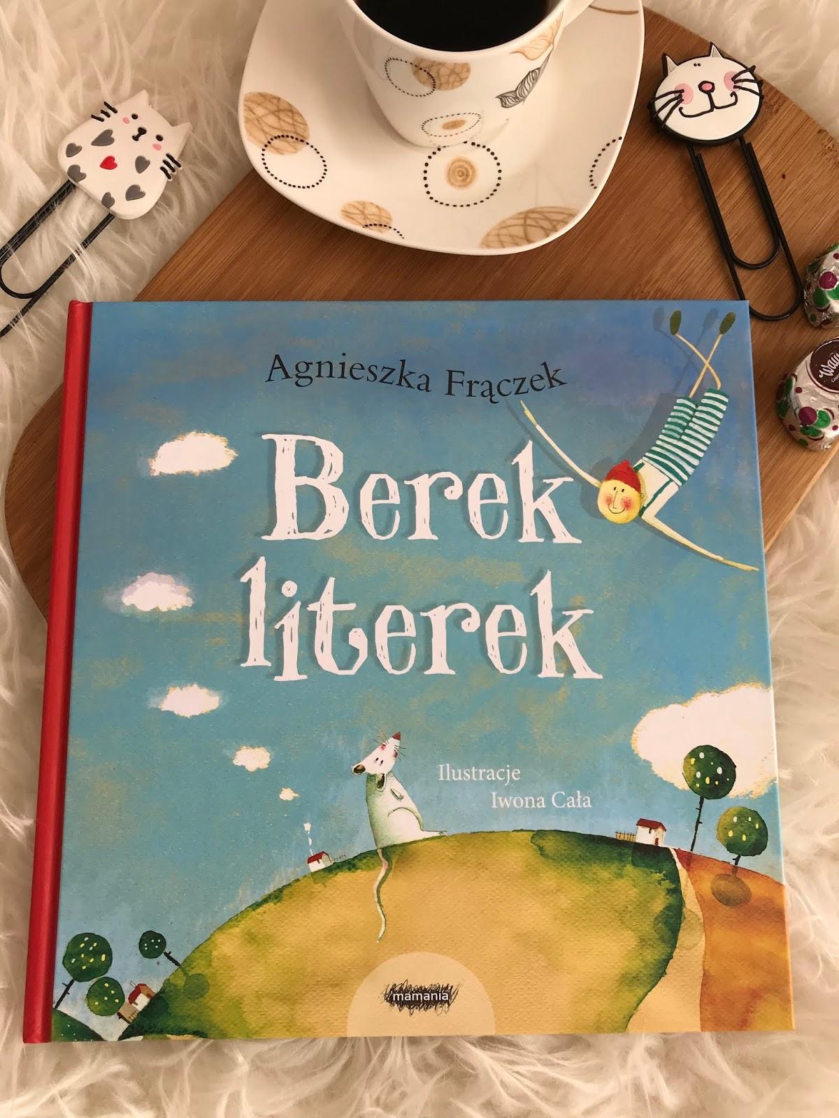 Agnieszka Frączek, Berek literek