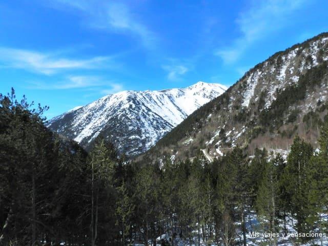Parque Natural de la Vall de Sorteny, Andorra