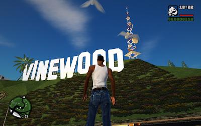 GTA San Andreas New York City Mod