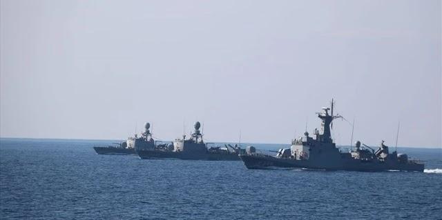 «Παρέλαση» στο Αιγαίο θα κάνουν οι Τούρκοι την 28η Οκτωβρίου! «Διάλογος» με διπλή τουρκική NAVTEX