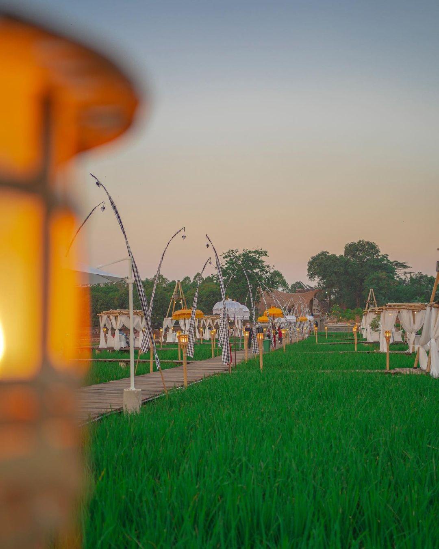 Spot Foto Kampung Sabin