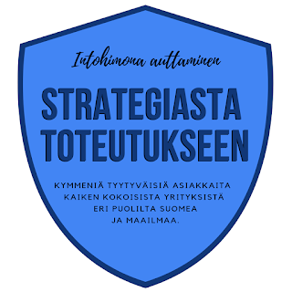 strategia logo badge