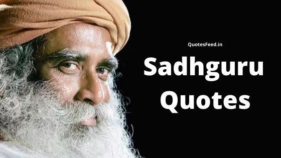Sadhguru Quotes on happiness, Success, Work, Relationship