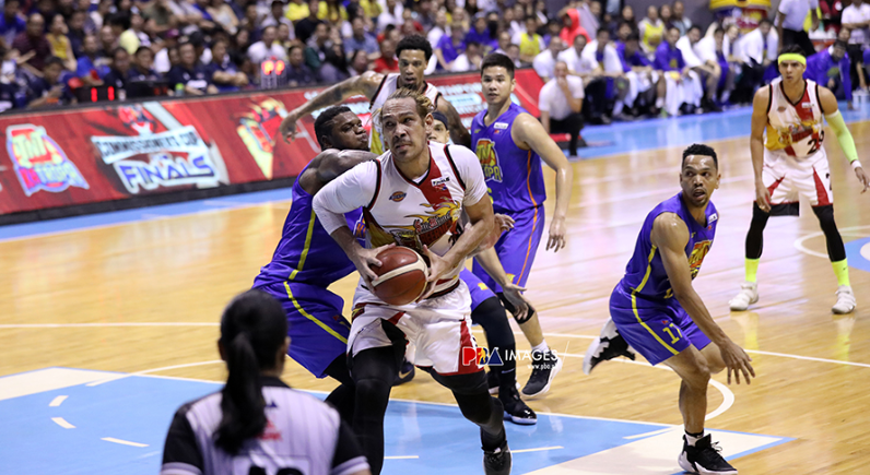 LIVE STREAM: TNT vs San Miguel Game 2 PBA Commissioner's Cup Finals 2019