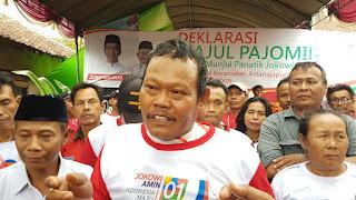 Habis Dikunjungi Sandiaga, Warga Desa Ini Deklarasi Dukung Jokowi