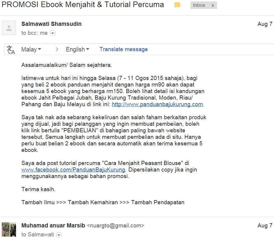 Ebook Melayu Percuma