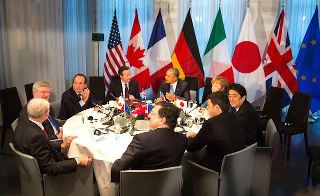 G7 Ιαπωνίας: Μεγάλες ελπίδες για την Ελλάδα, αν δεν παραδώσει τα κλειδιά στη Γερμανία