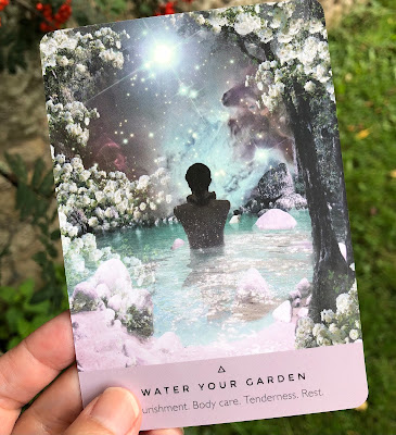 Water Your Garden - Starseed Oracle