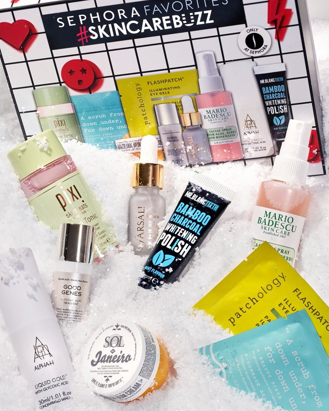 Box to Sephora Favorites - Skincarebuzz
