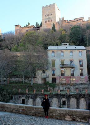 Paseos de los tristes en Granada