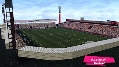 PES 2021 Stadium SCG