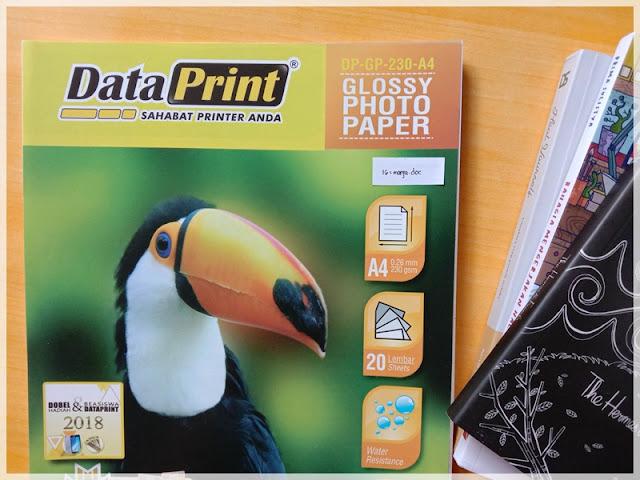 kertas foto dataprint