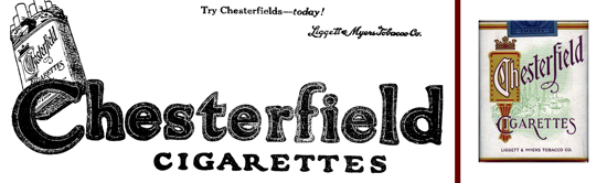 Chesterfield 1912