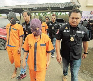Tiga Tersangka Ditangkap ; Wanita Hamil Dalangi Pembunuhan