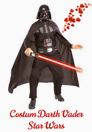 Costum Darth Vader Star Wars