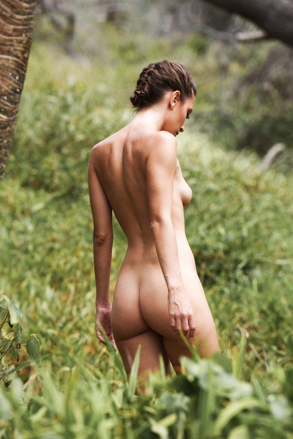 Sexy Model Miluniel Special Hot Nude Pose