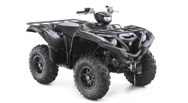 Harga dan Spesifikasi Yamaha Grizzly 700 Fi