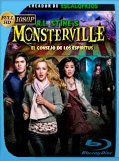 RL Stine's Monsterville: El Consejo De Los Espíritus  2015  HD [1080p] Latino [GoogleDrive] DizonHD