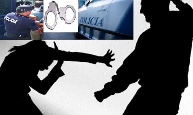 Arrombou porta de casa e agrediu ex-companheira na presença de 3 crianças