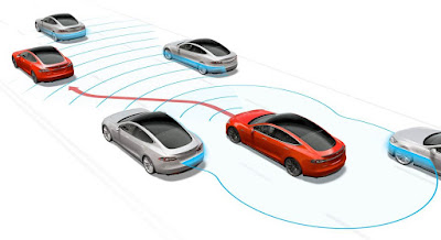 Tesla redesigns radar auto steering by Boosting Radar