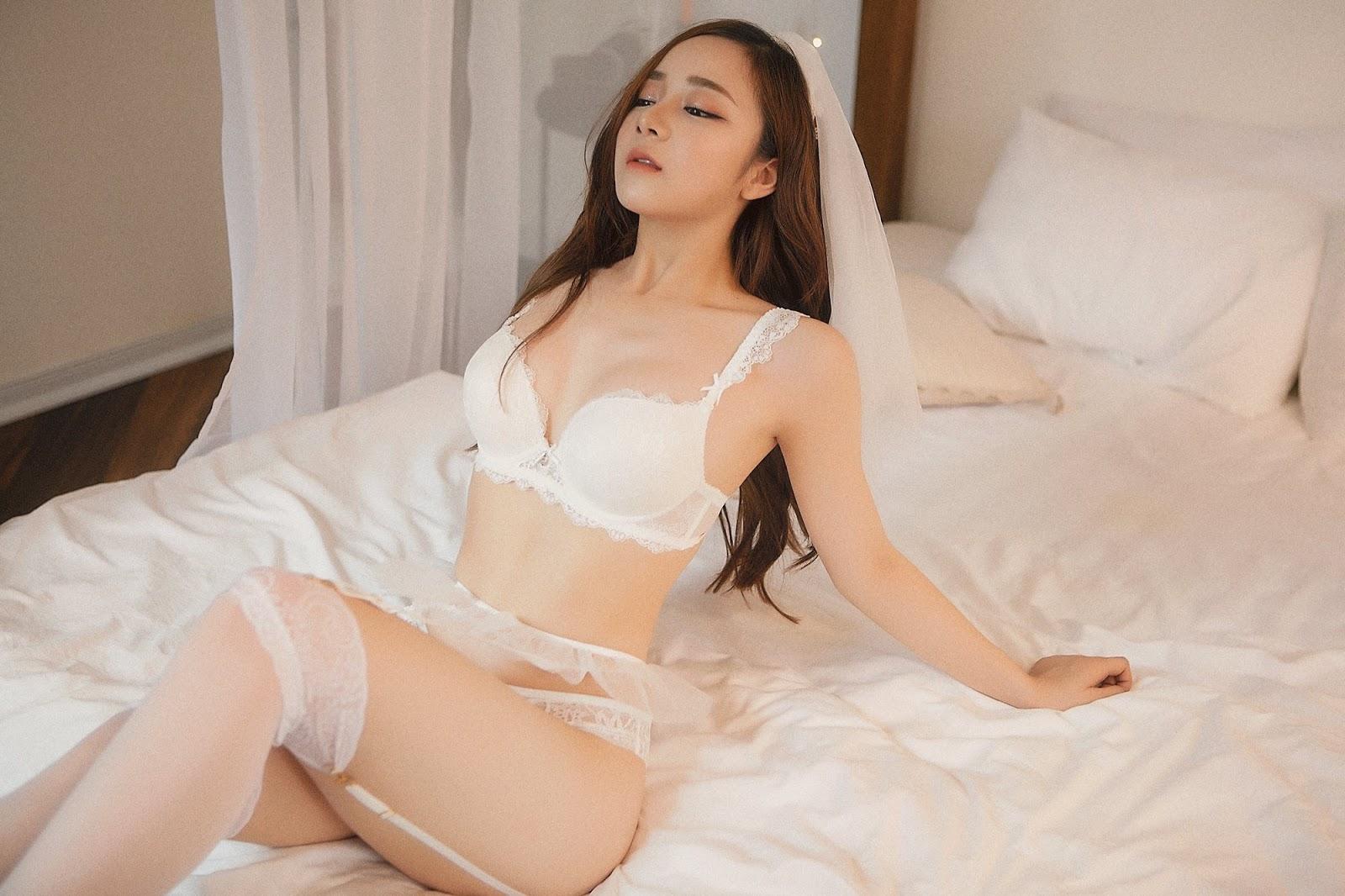 Cùng ngắm nhan sắc của Nhã Tiên-Hot girl hiếm hoi của đất Hưng Yên