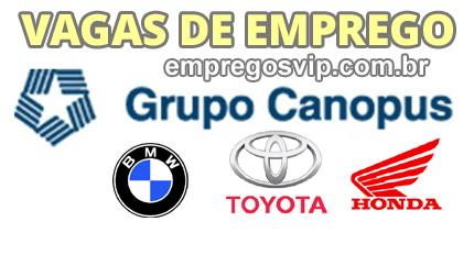 Grupo Canopus, Trabalhe Conosco