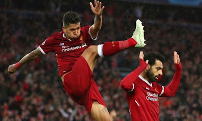 Highlight Liverpool 5-2 AS Roma, 24 April 2018