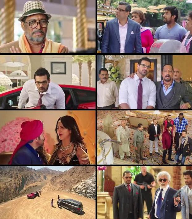 Welcome Back 2015 Hindi WEB HDRip  XviD 700mb