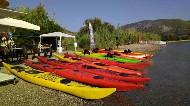 """Θαλάσσιο Kayak και ξενάγηση στο """"Νησί της Αφροδίτης"""" στην Αργολίδα"""