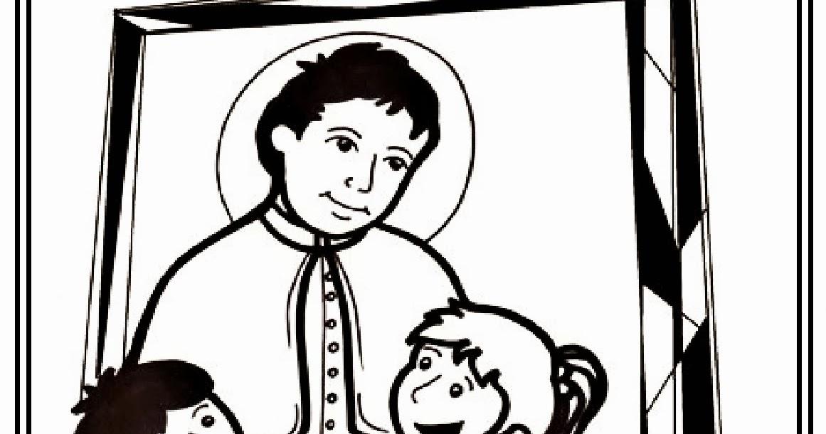 Dibujos Para Colorear San Juan: San Juan Bosco Dibujos Animados San Juan Bosco Dibujos